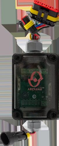 Photo of an ARINAlert Brain Box