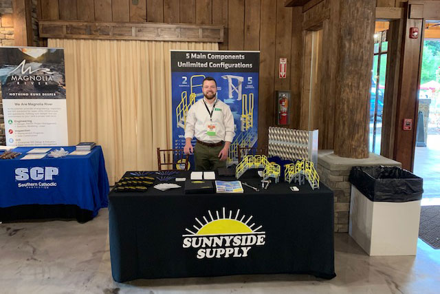 image of SunnySide Supply at PIOGA 2019
